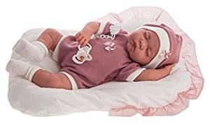 Le bébé reborn pas cher Luna est une création signée Antonio Juan.