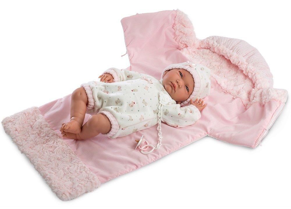 Cette poupée reborn s'appelle Lala.