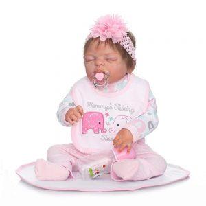 Bébé reborn fille vendue par Deacdeal.