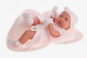 Bébé reborn Antonio Juan Zoe