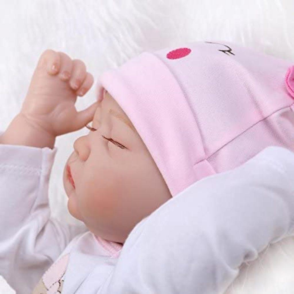Joli bébé reborn fille