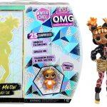 Missy Meow est une poupée LOL OMG de la série Winter Chill.