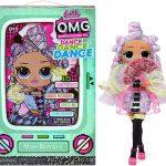 La poupée Miss Royale est une Lol Surprise OMG de la série Dance Dance Dance.