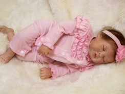 Reborn fille endormi