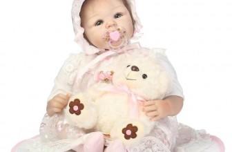 Bébé reborn fille Aria