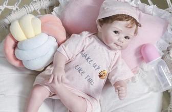 Bébé reborn fille Natacha