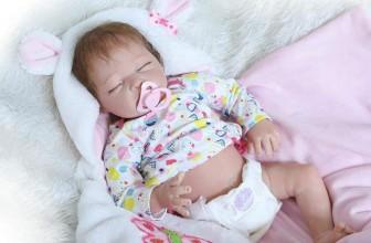 Bébé reborn fille : les plus beaux modèles