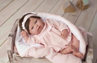 Bébé reborn fille Valentina Arias