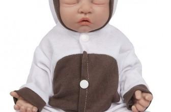 Bébés reborn corps complet en silicone souple