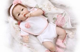 Louison bébé reborn fille